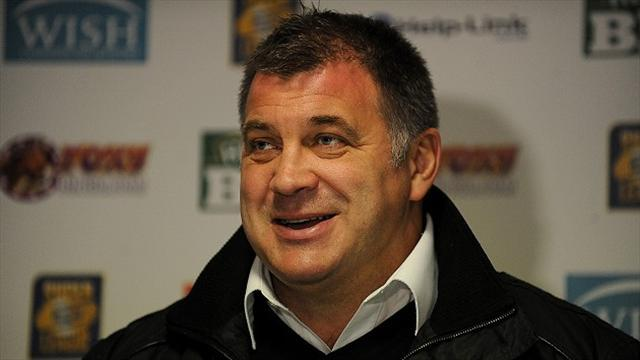 Rugby League - Wane delighted to progress in style