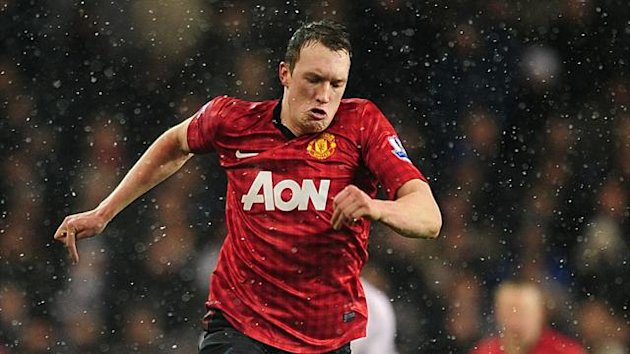 Phil Jones, Manchester United (PA Photos)