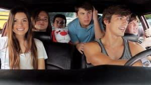 The Inbetweeners: TV Review