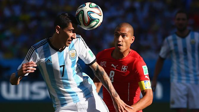 World Cup - Di Maria: Argentina left their heart and soul on the pitch