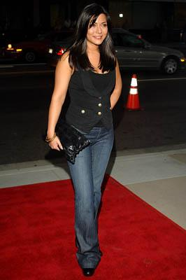 Premiere: Marisol Nichols at the Los Angeles premiere of 20th Century Fox's In Her Shoes - 9/28/2005