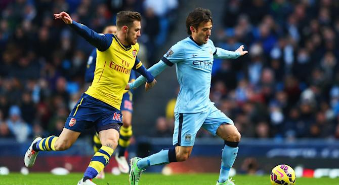 Video: Manchester City vs Arsenal