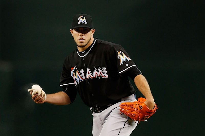 Marlins pitcher Jose Fernandez died in a boat crash in September. (Getty Images/Christian Petersen)