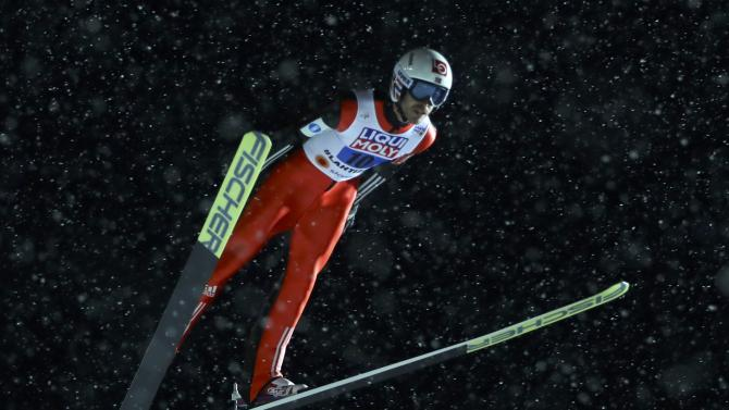 FIS Nordic Ski World Championships - Mixed Team Ski Jumping Normal Hill