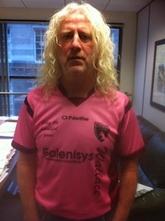 Wexford Youths new jersey