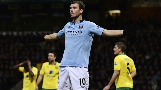 Premier League - Dzeko: Everything is open