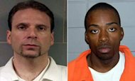 US Bank Robbers In Daring 200ft Prison Escape