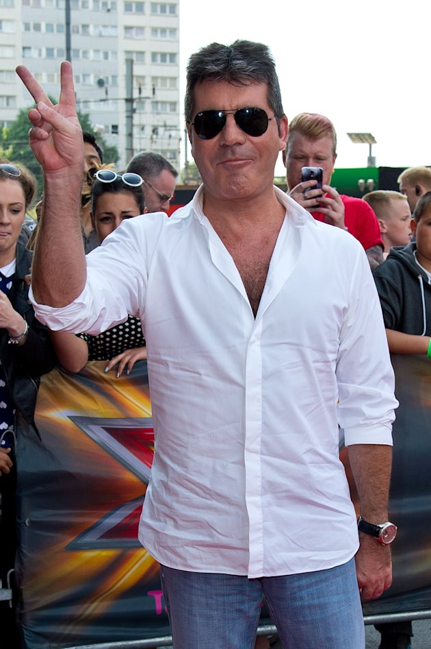 Simon Cowell Denies 'Gay Claims' Made At The Tulisa Trial