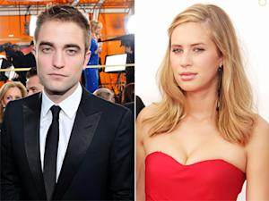 """Robert Pattinson Is Dating Dylan Penn, """"Affectionate"""" on Night Out in Hollywood"""