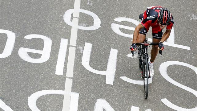 Cycling - Gilbert claims third Amstel Gold title
