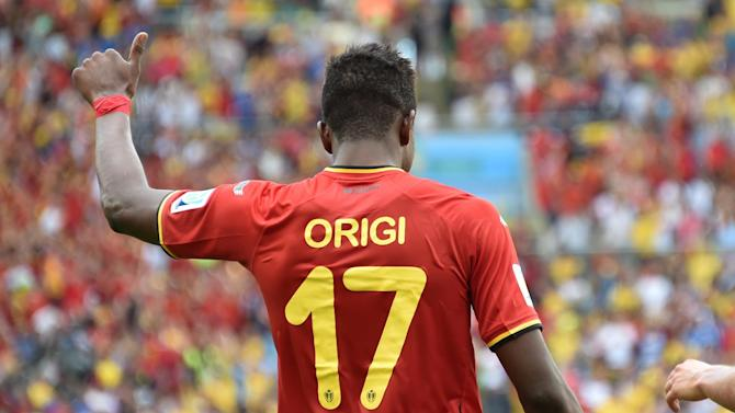 Premier League - Liverpool complete £10m signing of Belgian star Origi