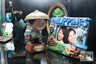"These unique gift items, which typify the Filipino's sense of humor, are a hit among ""balikbayans"" or those vacationing from abroad."
