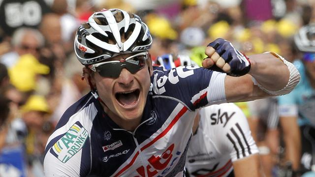 Greipel two from two in Denmark