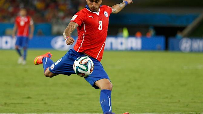 Serie A - Rumour: Juve losing patience over Vidal's proposed move to Manchester United