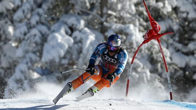 Alpine Skiing - Svindal wins in Beaver Creek; Vonn safe in Lake Louise