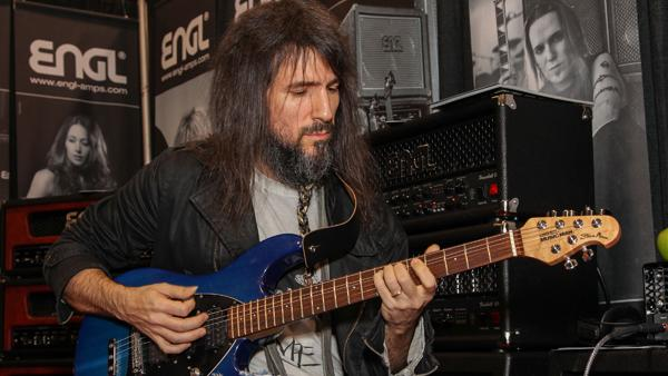 Bumblefoot Eager to Make New Guns N' Roses Music