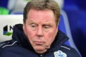 Redknapp: England does not know how to play football