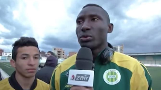 African Football - Cameroonian striker dies after being struck by object thrown from stands