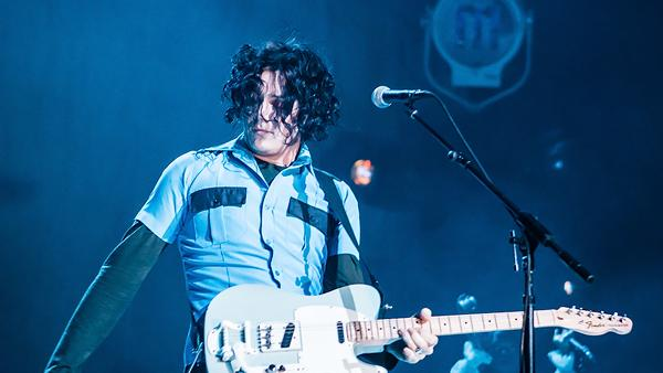 Jack White Bounces Back in Second New York Show