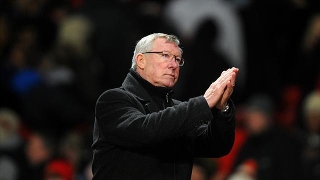 Football - Ferguson steps up treble quest