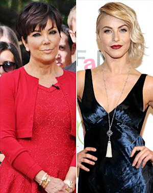 "Kris Jenner Separates From Bruce Jenner; Mark Ballas Slams ""Hypocritical"" Julianne Hough: Today's Top Stories"