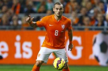 Netherlands - Turkey Preview: Captain Sneijder confident despite absent stars