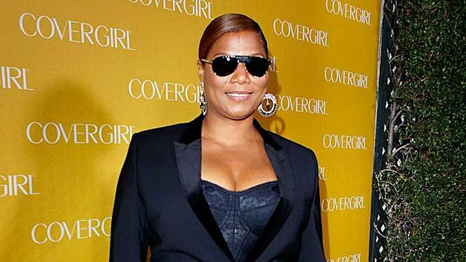 Queen Latifah Covergirl Prty