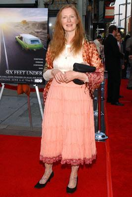 Frances Conroy HBO's Six Feet Under Premiere Hollywood, CA - 5/17/2005