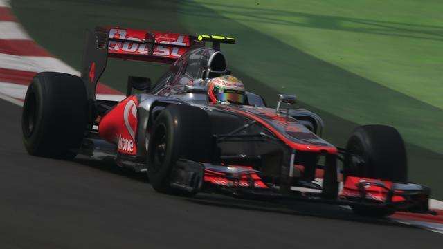 Formula 1 - Button quickest in final Brazil practice