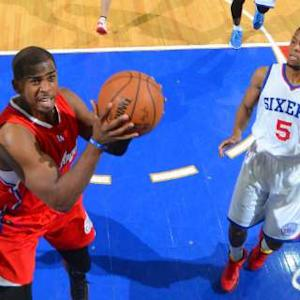 Clippers vs. Sixers