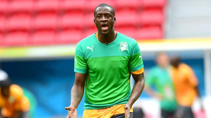 African Football - Toure in the running for record fourth African award