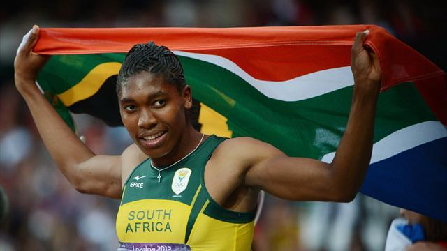 Athletics - Semenya makes final bid for world championships berth