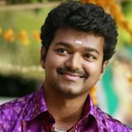 Vijay honored as the Best Actor!