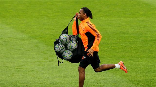 Football - Gala agree terms with Drogba