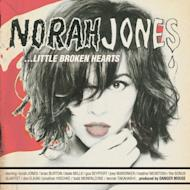 "In this CD cover image released by Blue Note, the latest release by Norah Jones, ""Little Broken Hearts,"" is shown. (AP Photo/Blue Note)"
