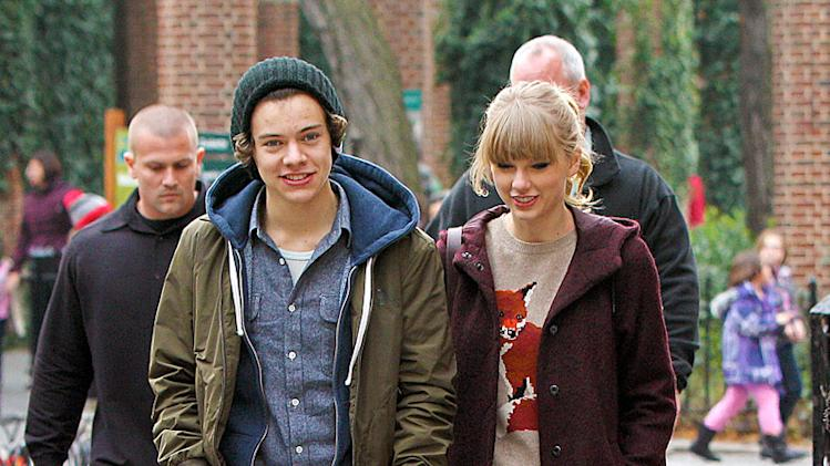 Taylor Swift, Harry Styles