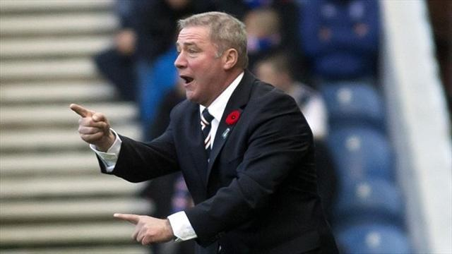 Football - McCoist encouraged by Somers chat