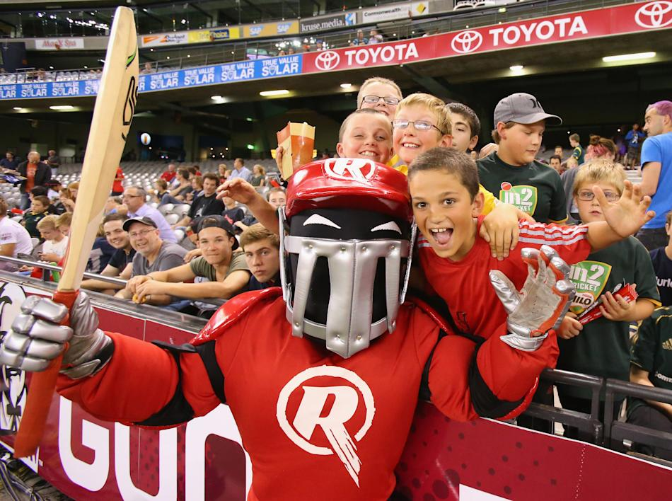 Big Bash League - Renegades v Hurricanes