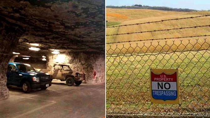 Apocalypse Now: Man Builds Underground Doomsday RV Resort