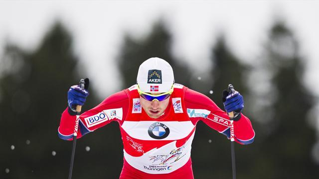 Cross-Country Skiing - Northug wins stage four at Tour de Ski