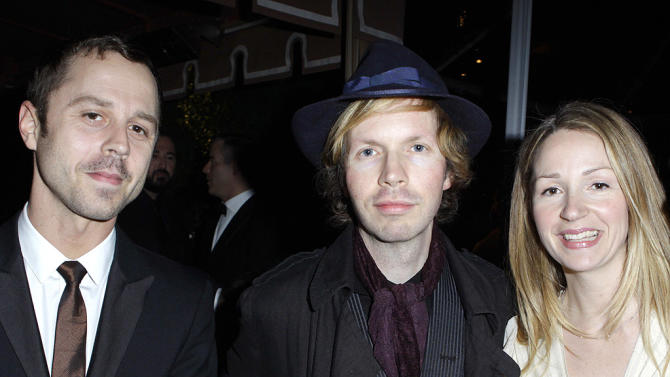 Scientologists, Beck, Giovanni Ribisi, Marissa Ribisi