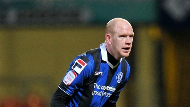 League Two - Team news: Kennedy in line for second Rochdale debut