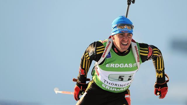 Biathlon - Olympic hero Greis quits biathlon