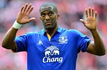 Everton defender Distin: No regrets over not playing for France