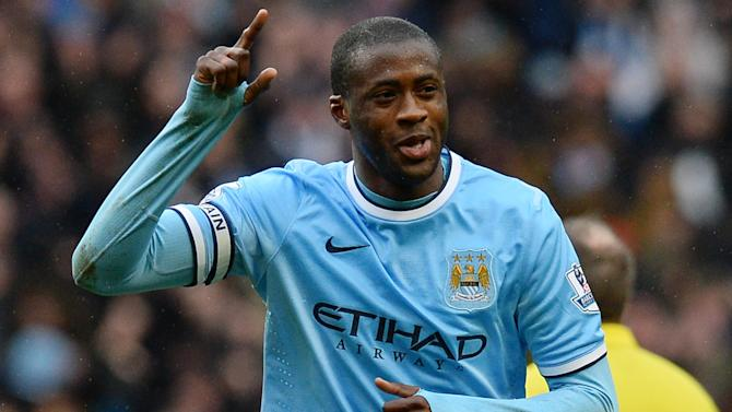Premier League - Yaya Toure wants long Manchester City stay