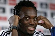 Real Madrid's Essien sets sights on second Champions League triumph