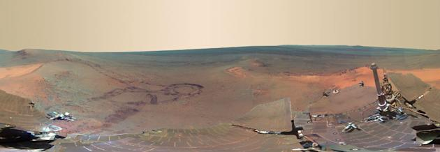 Here's The Most Stunning Photo of Mars The World Has Ever Seen