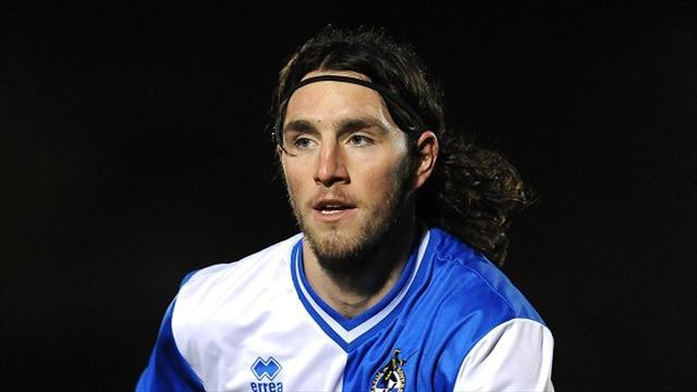 FA Cup - Bristol Rovers beat Crawley at death to book Birmingham date