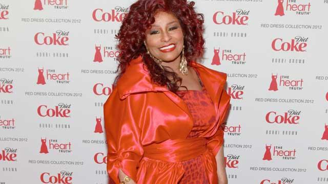 Chaka Khan Drops Out of Whitney Houston Tribute