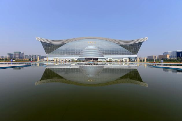 Photos: The biggest building in the world
